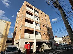 ボヌール三萩野[501号室]の外観