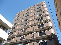 東京都江戸川区西葛西4丁目の賃貸マンションの外観