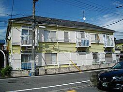 東京都江戸川区南小岩1丁目の賃貸アパートの外観