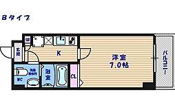 FDS KOHAMA WEST[10階]の間取り