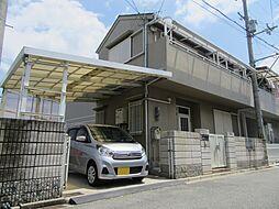 [一戸建] 大阪府羽曳野市伊賀2丁目 の賃貸【/】の外観