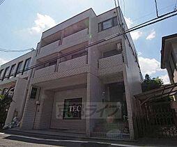 京都府京都市中京区松本町の賃貸マンションの外観
