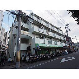 光栄ハイツ芥川[4階]の外観