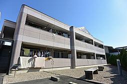 京都府八幡市八幡女郎花の賃貸マンションの外観