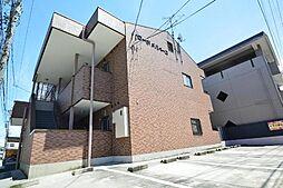 愛知県名古屋市中村区砂田町1の賃貸アパートの外観
