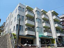鷺沼ビラスズキ1号館[402号室号室]の外観