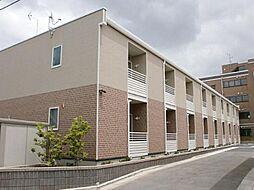 埼玉県朝霞市岡2丁目の賃貸アパートの外観