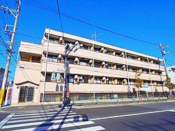 ゴールドパレス[4階]の外観