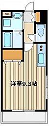 東京都練馬区南大泉4の賃貸マンションの間取り