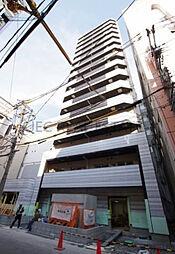 ファーストステージ東梅田[10階]の外観