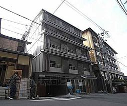 京都府京都市東山区下河原通八坂鳥居前下る西入清井町の賃貸マンションの外観