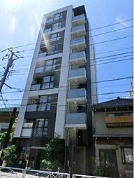東京都墨田区横網1丁目の賃貸マンションの外観