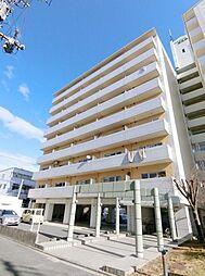 レジデンス鶴見緑地[8階]の外観