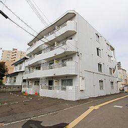 ラ・フォーレ新札幌[403号室]の外観