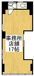 SKビル[2階]の間取り