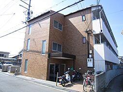 大阪府堺市東区北野田の賃貸マンションの外観
