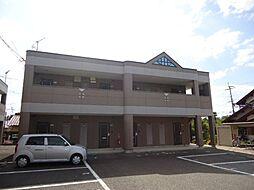 サンハイツオクヤマII[1階]の外観