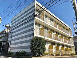 埼玉県川口市戸塚東4丁目の賃貸マンションの外観