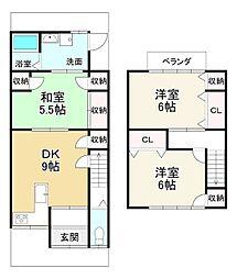 淀駅 1,080万円