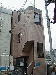京都府京都市上京区行衛町の賃貸マンションの外観