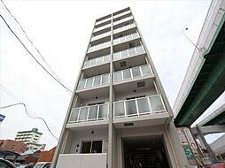 愛知県名古屋市西区笠取町3丁目の賃貸マンションの外観