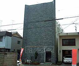 京都府京都市左京区一乗寺中ノ田町の賃貸マンションの外観