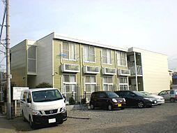 埼玉県さいたま市桜区中島1の賃貸アパートの外観