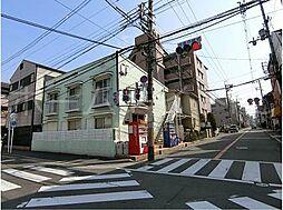 大阪府大阪市城東区野江3丁目の賃貸アパートの外観