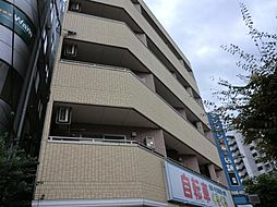 PARK SOUTH[3階]の外観