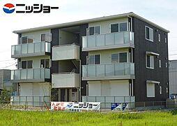 シャーメゾン青柳[2階]の外観