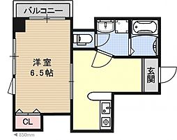 リーフジャルダン・レジデンスタワー[303号室号室]の間取り
