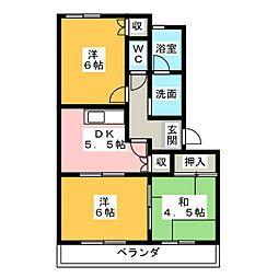 水野駅 4.6万円