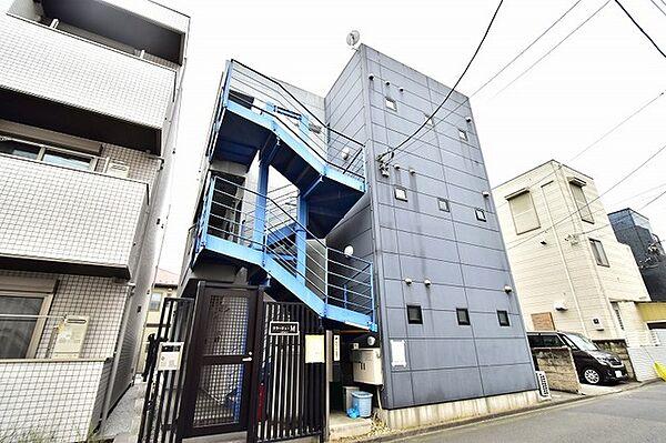 クラージュ・M 3階の賃貸【東京都 / 八王子市】