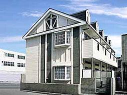 兵庫県姫路市宮西町の賃貸アパートの外観