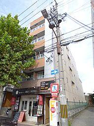 京都府京都市下京区上中之町の賃貸マンションの外観