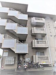 静岡県駿東郡長泉町中土狩の賃貸マンションの外観
