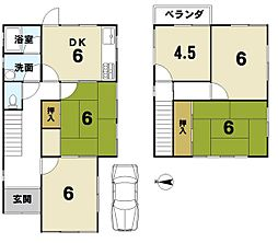 叡山電鉄鞍馬線 市原駅 徒歩8分
