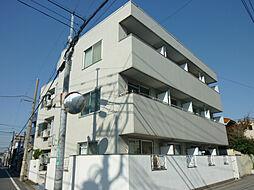 メゾン・ド・飯塚[3階]の外観