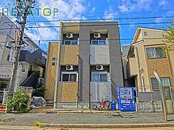 愛知県名古屋市南区外山2丁目の賃貸アパートの外観
