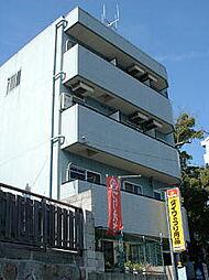兵庫県尼崎市武庫川町4丁目の賃貸マンションの外観