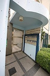 兵庫県尼崎市富松町2丁目の賃貸マンションの外観