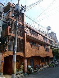 寿マンション[1階]の外観