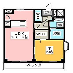 切通駅 5.3万円