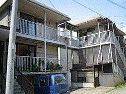 北海道札幌市西区二十四軒一条6丁目の賃貸アパートの外観
