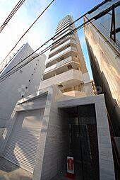 ファーストステージ京町堀レジデンス[4階]の外観