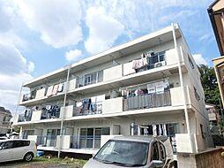 東京都調布市飛田給3丁目の賃貸マンションの外観