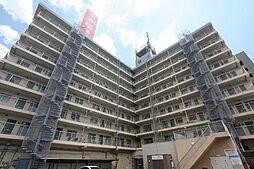 広島県福山市野上町2丁目の賃貸マンションの外観