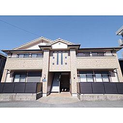 奈良県奈良市大安寺の賃貸アパートの外観