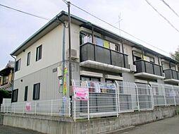 兵庫県川西市新田3丁目の賃貸マンションの外観