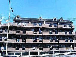 グローリア初穂聖蹟桜ヶ丘[303号室]の外観